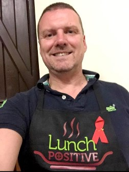 Chris Sarson Trustee Lunch Positive Brighton